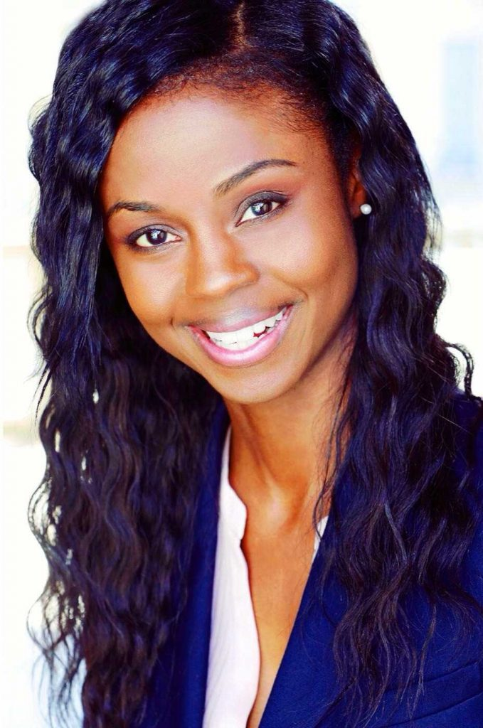 Tiffany Diaz Portrait Photo